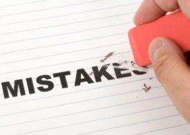 7 errores que todo buen líder debe evitar