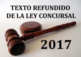 Cambios en la ley concursal. El gran salto de 2017