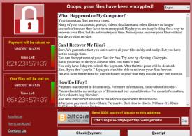 WannaCry presenta a nivel mundial la virulencia del ransomware