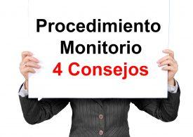 Juicio Monitorio. 4 consejos para que sea efectivo