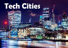 El apoyo a las startup en el mundo. El concepto Tech City
