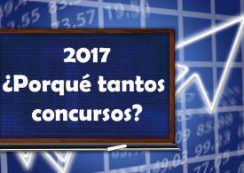 ¿Por qué se están registrando este año más concursos de acreedores?