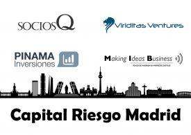 Empresas de capital riesgo en Madrid que te ayudarán a financiarte