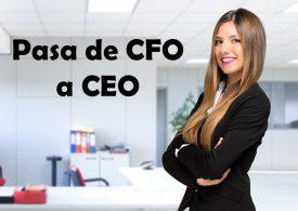 ¿Puede convertirse un CFO en CEO?
