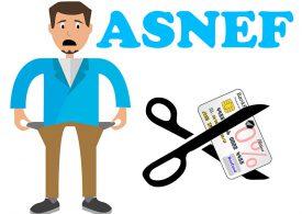 ¿Qué es la lista de morosos ASNEF?