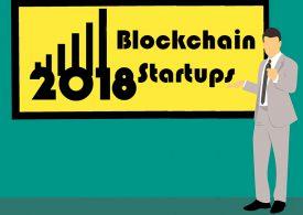 La inversión en startups de blockchain despuntará el 2018