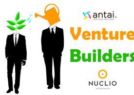 5 ventajas de los venture builder para los emprendedores