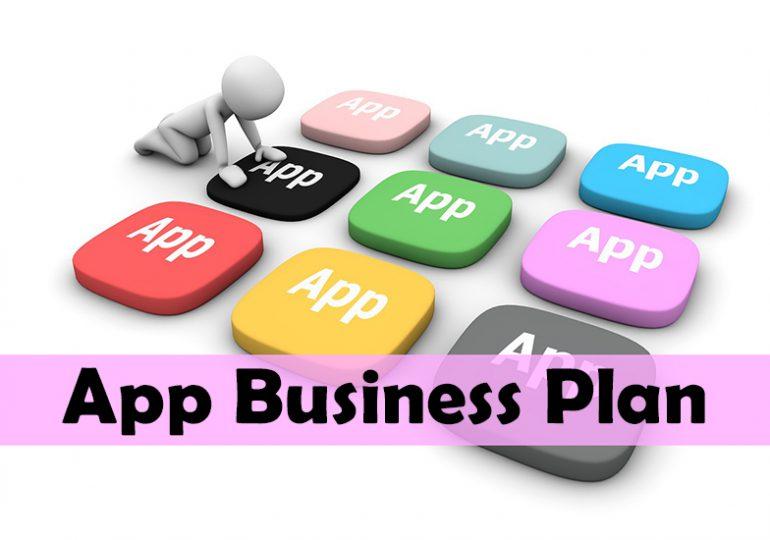 El business plan de una app
