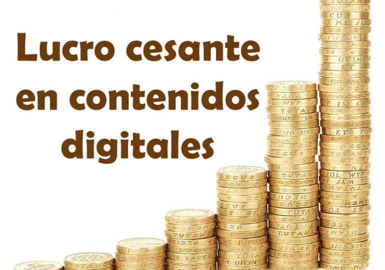 Baja la piratería, pero se incrementan las pérdidas por lucro cesante en contenidos digitales