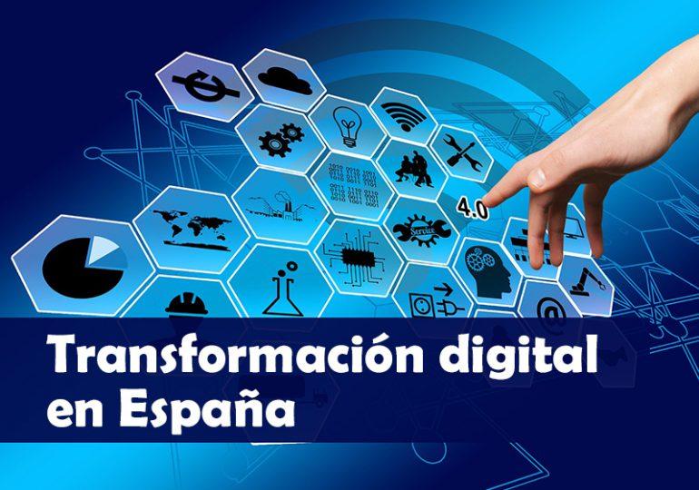 España, en la posición 21 de países con mayor transformación digital