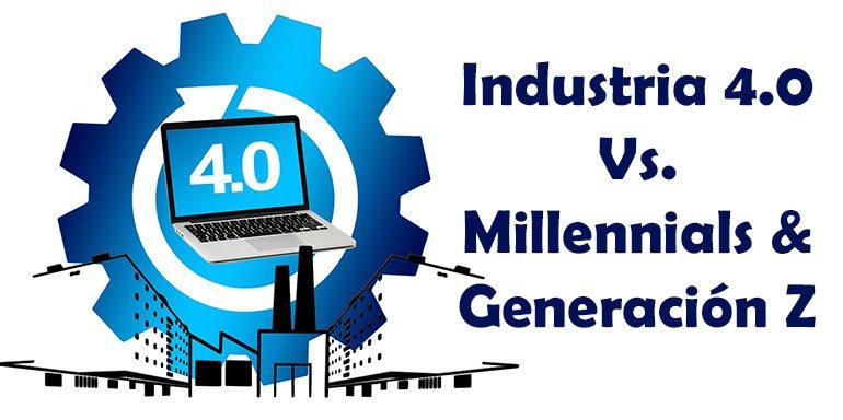 Los millennials no están preparados para la industria 4.0