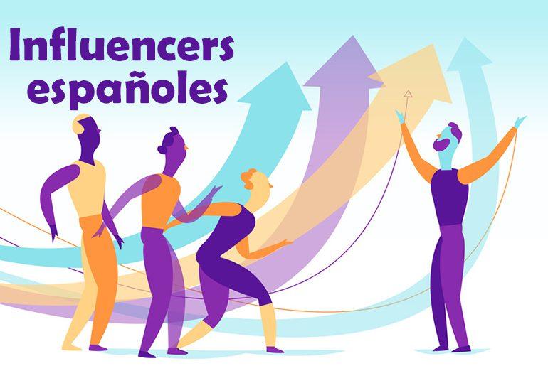 Los influencers españoles con mayor engagement de la Red