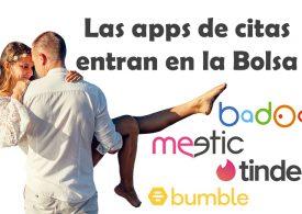 Las apps para ligar quieren cotizar en bolsa