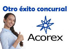 Acorex dice adiós al concurso de acreedores