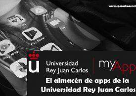 My Apps URJC, el almacén de aplicaciones de la Universidad Rey Juan Carlos