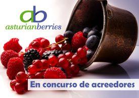 Asturian Berries se declara en concurso de acreedores