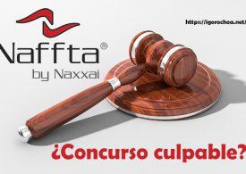 La firma en liquidación Naffta podría enfrentarse al concurso culpable