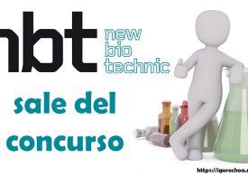 NBT – Newbiotechnic sale del concurso de acreedores