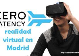 Zero Latency: el baluarte de la realidad virtual en Madrid