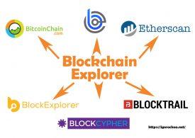 ¿Qué es un blockchain explorer?