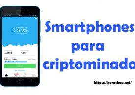 Electroneum M1. El primer smartphone para minar criptomonedas