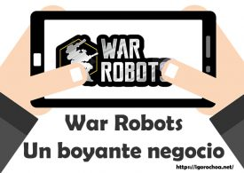 War Robots, uno de los juegos de robots de IA más exitoso