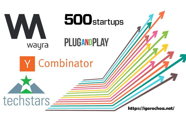 Aceleradoras de startups más importantes. Wayra el referente español
