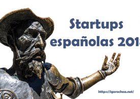 2018, el entusiasmo para invertir en startups españolas bate records