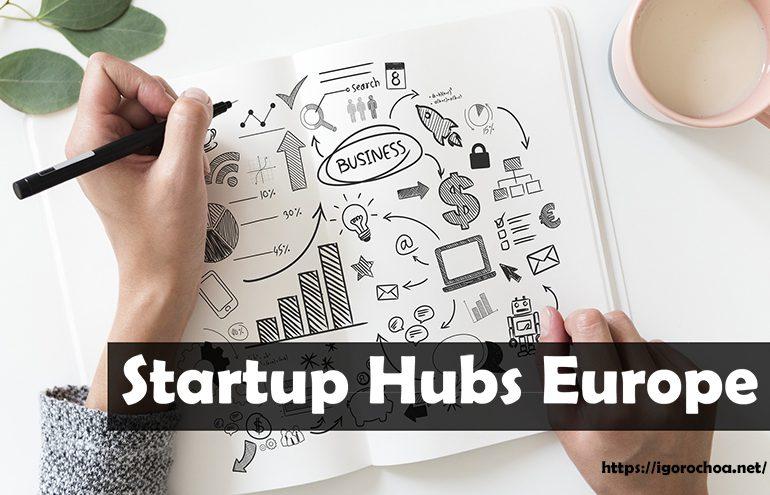 Startup Hub, la base de datos del ecosistema emprendedor europeo