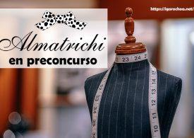 Almatrichi se acoge al preconcurso de acreedores
