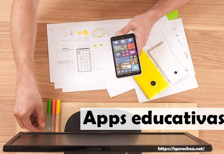 El incipiente mercado de las apps educativas para niños y para adultos