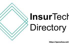 InsurTech Industry Directory, el directorio de las insurtech startups
