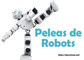 Juegos de peleas de robots: ¿El futuro de los eSports?