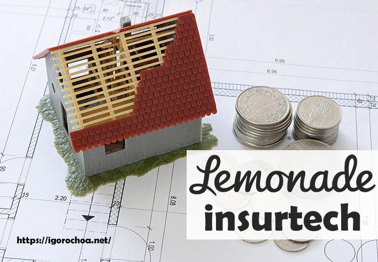 Lemonade insurtech. Revolucionando los seguros de hogar