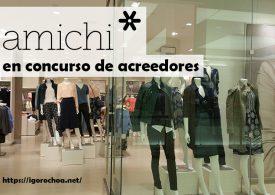 Amichi no puede evitar el concurso de acreedores