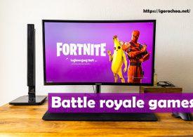 Juegos battle royale: ¿Cuáles son los que más facturan?