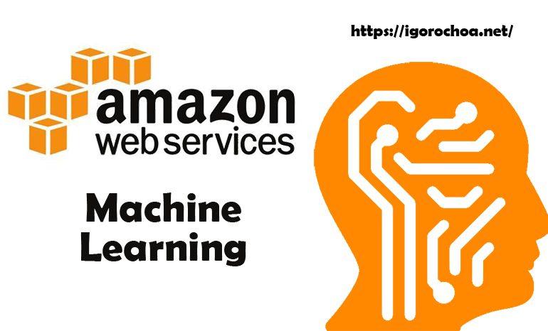 ¿Es Amazon Machine Learning el motor de Amazon Web Services AWS?