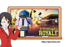 Grand Battle Royale, un híbrido entre Fortnite y Minecraft