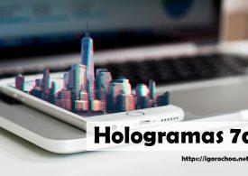 Qué son y cómo funcionan los hologramas 7D
