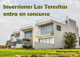 Inversiones Las Teresitas entra en concurso de acreedores