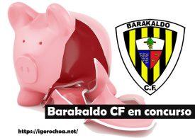 El Barakaldo CF solicita concurso de acreedores