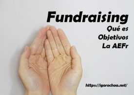 Fundraising. Captación de fondos y mucho más