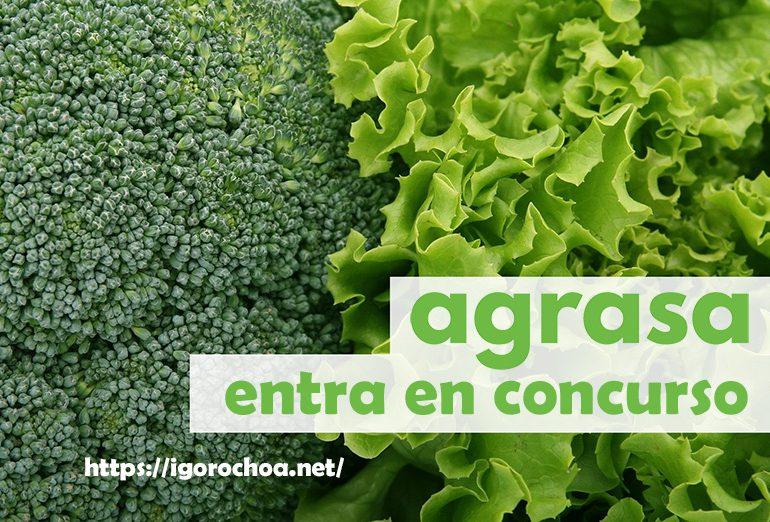 AGRICOLA AGUILEÑA, AGRASA, entra en concurso de acreedores