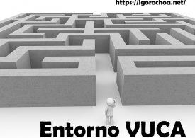 Entorno VUCA. El mundo después del coronavirus