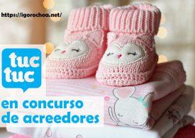 La marca de ropa infantil Tuc Tuc presentará concurso de acreedores