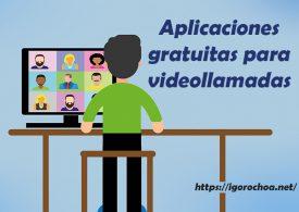 Aplicaciones para hacer videollamadas
