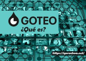 Goteo crowdfunding. Micromecenazgo cívico y colaborativo