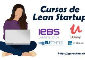 Plataformas on-line para hacer un curso de lean startup