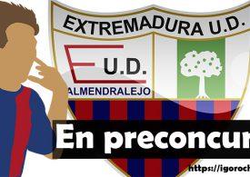 Extremadura UD en preconcurso de acreedores