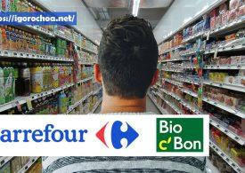 Carrefour compra los supermercados Bio c'Bon